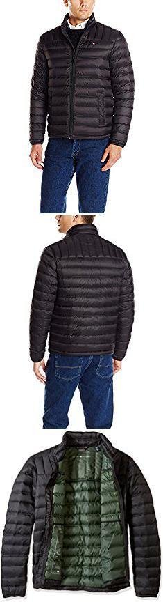 Tommy Hilfiger Bags Usa. Tommy Hilfiger Men's Packable Down Jacket, Black, Medium.  #tommy #hilfiger #bags #usa #tommyhilfiger #hilfigerbags #bagsusa