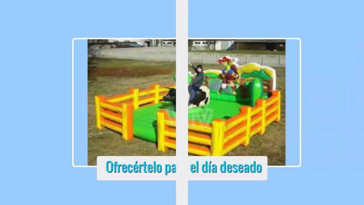 Fiestas Infantiles     Cumpleaños Infantiles  Toro Mecanico Para Fiestas...