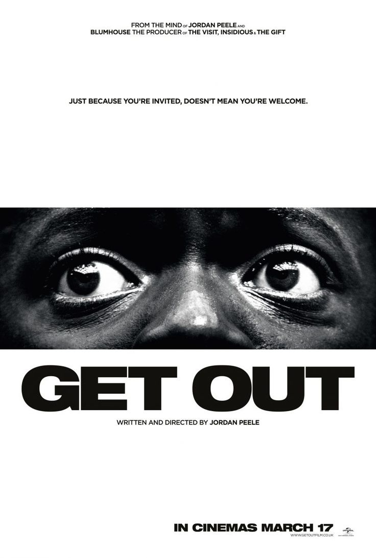 Check out some new posters for Blumhouse & Jordan Peele's Get Out | Live for Films
