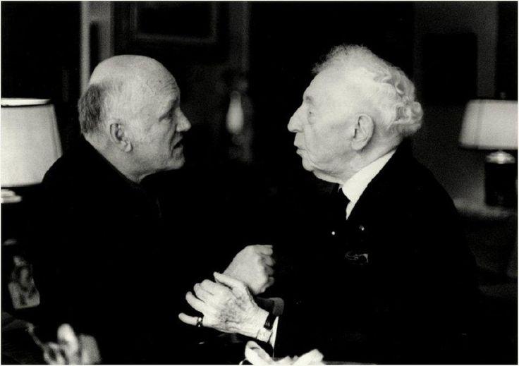 Sviatoslav Richter & Arthur Rubinstein
