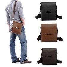 Men's Leather Handbag Briefcase Laptop Shoulder Bag Messenger Bag Tote Satchel