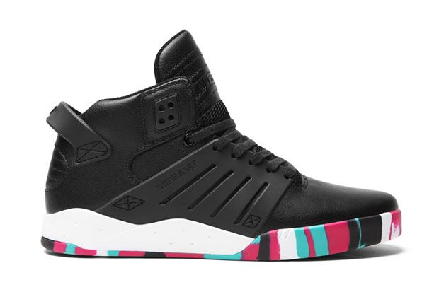 "SUPRA Skytop 3 ""Marble"" really like the sole on these"