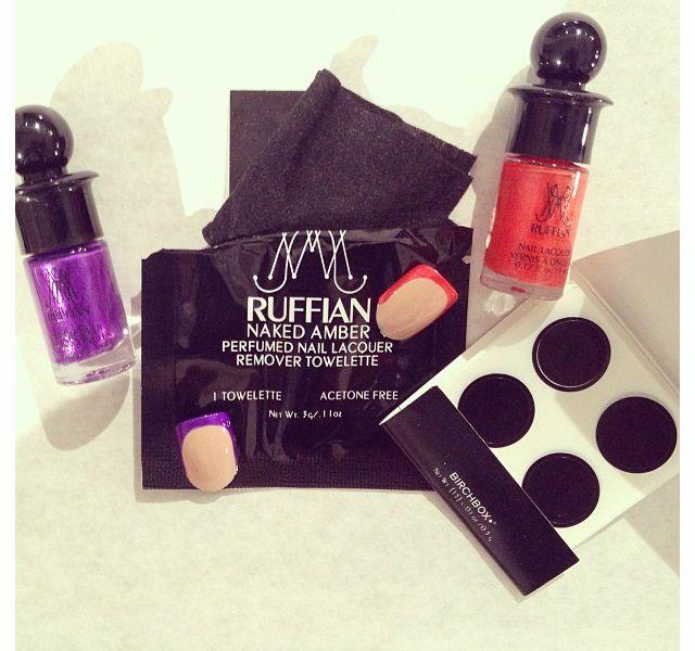 Ruffian Designers Talk New Nail Polish Launch, Spring 2014 Nail Art, and New Nail Sticker Tools | Beauty High