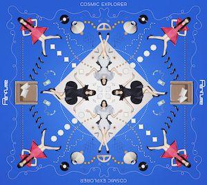 NEW ALBUM「COSMIC EXPLORER」2016/04/06 (水) Release!!