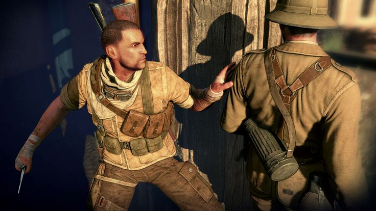 #Sniper Elite is all about observing, planning, executing and adapting to your situation.