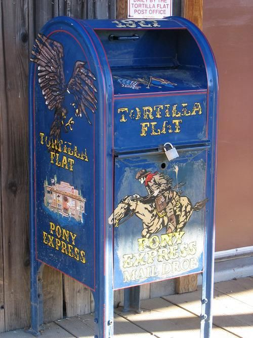 Tortilla Flat, Arizona., Population: 6 - Amazingly, the six residents of this unincorporated community have a post office and a voting precinct. On top of that, since Tortilla Flat is home to the last surviving stagecoach stop along the Apache Trail, there's a fairly steady stream of visitors. Tourists staying an hour away in Phoenix can check out the Old West-looking town by moseying on down to the Superstition Restaurant & Saloon,...