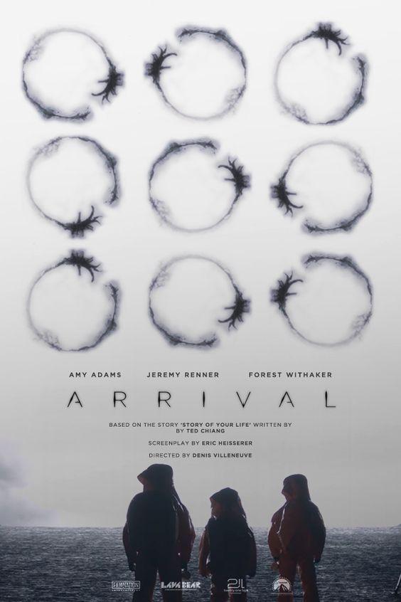 Arrival (2016) | Melhores filmes