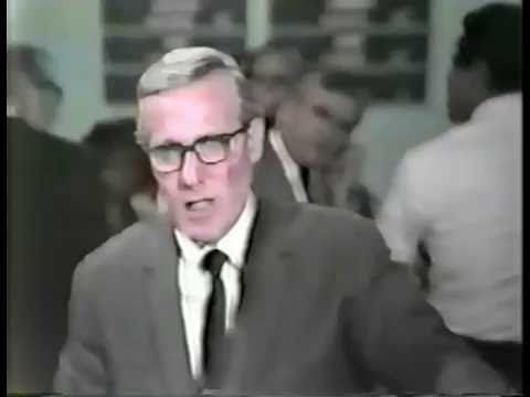 Assassination of Robert F. Kennedy NBC News Live Coverage