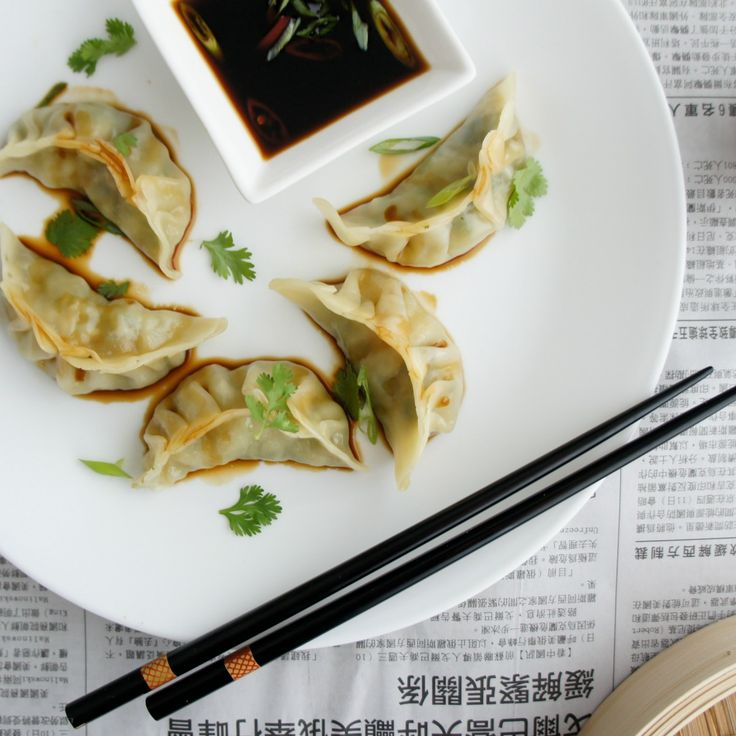 These Prawn and Snow Pea Steamed Dumplings will send you straight to heaven!