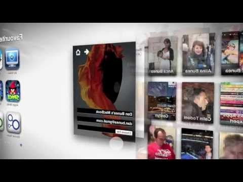 TaiaApps: why 3D UI is the future, as recently demonstrated by iOS7 - YouTube