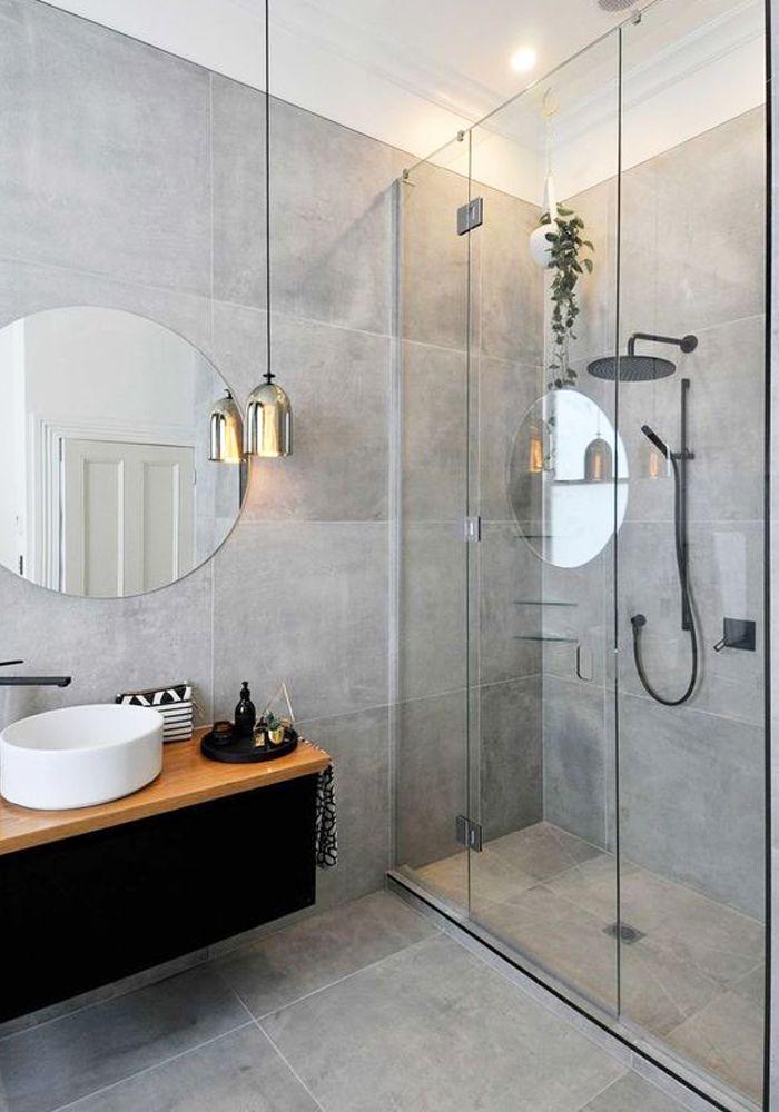 15 inspirations pour une salle de bain moderne