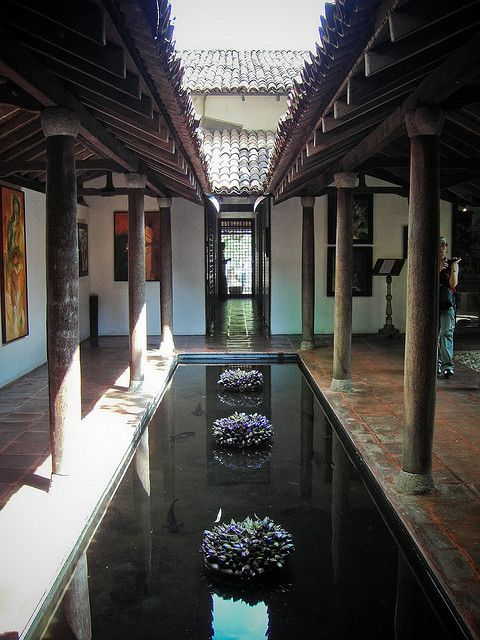 Father of all tropical architecture - Geoffrey Bawa- Colombo - Sri Lanka