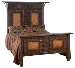 Hickory bed