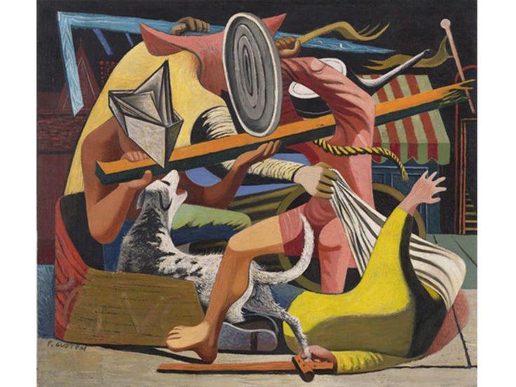 藝術主張(十九):新表現主義、抽象表現主義、紐約畫派、寫實主義、魔幻寫實主義、新寫實主義 @ 曲線瓶工作室 :: 隨意窩 Xuite日誌