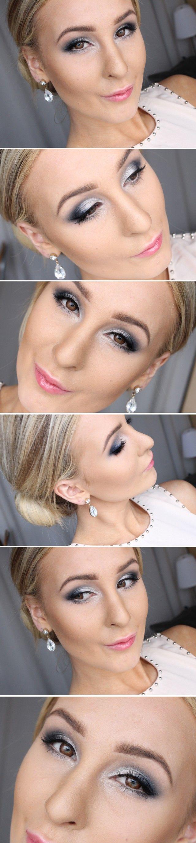 blå-alla-hjärtans-dag-sminkning-makeup-inspiration-hiilen-sminkblogg-skönhetsblogg
