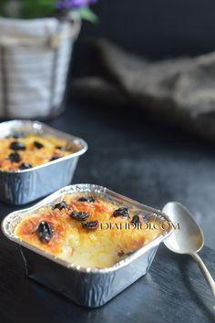 Diah Didi's Kitchen: Puding Kentang Panggang