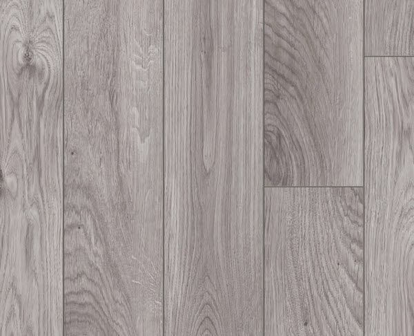 Oak Wide Laminate Flooring Living Expression Grey Pergo