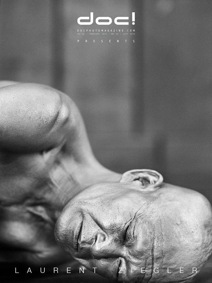 doc! photo magazine presents: Laurent Ziegler - PORTRAITS OF BUTOH @ doc! #21, pp. 145-171