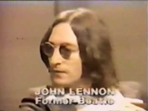 John Lennon-NBC Today Show 1974 part 1