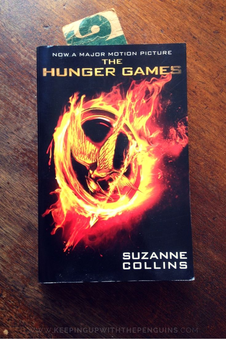 In a post-apocalyptic North America, a wealthy evil dictator makes each of the poverty-stricken districts surrounding a luxe capital supply a boy and girl once a year to fight to the death in a reality TV show called The Hunger Games... #thehungergames #bookreview #suzannecollins