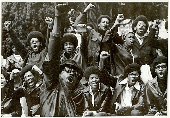 the black power groups as a harm to the civil rights movement in america T he most surprising new critics of integration are found in traditional civil-rights groups  black-power wing of the civil-rights movement  america in black.