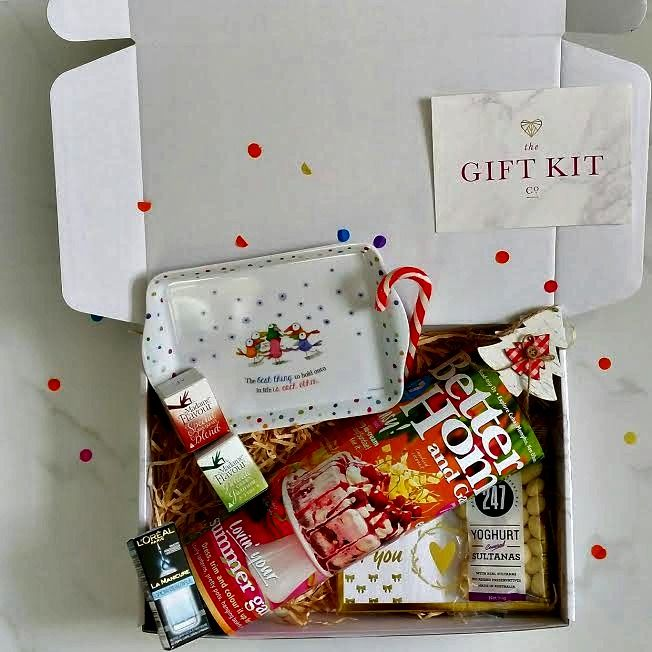 Better Homes and Gardens... Friday night... put your feet up and relax with this kit.  www.thegiftkitco.com.au