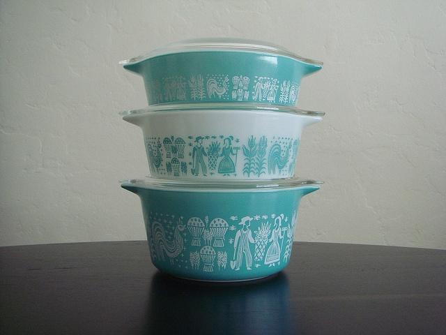 Butterprint Casserole Dishes: Photo
