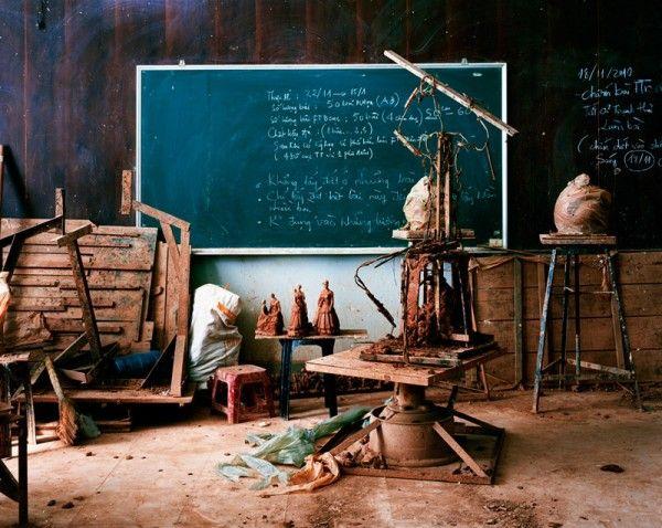 Unique Art in Progress | UNIQUEArtists Studios, Art Schools, Art Studios, Artists Palettes, Hamill Art, Art Photographers, Neverending Artists, Art Room, Leonora Hamill