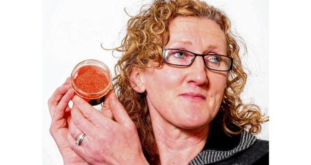 Irish Times - Mag Kirwan, Goatsbridge Trout Farm: Producer of Ireland's first trout caviar