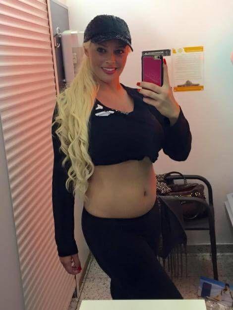 Daniela Katzenberger mit klarem Ziel: abnehmen fürs Wunschgewicht.