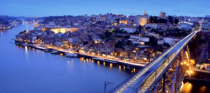 PORTO was considered the European Best Destination 2012!  My Friends, Please Come and Enjoy It :)