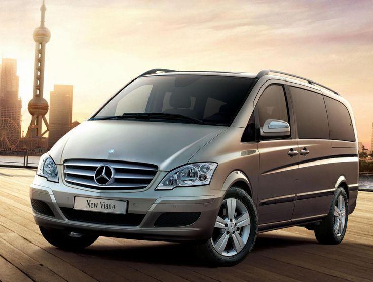 Viano (W639) Mercedes models - http://autotras.com