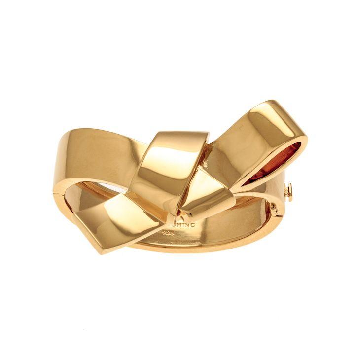 Lara Bohinc Bracelet #fashion #jewellery #bracelet #cuff #accessories #valerydemure [discover more at www.valerydemure.com]