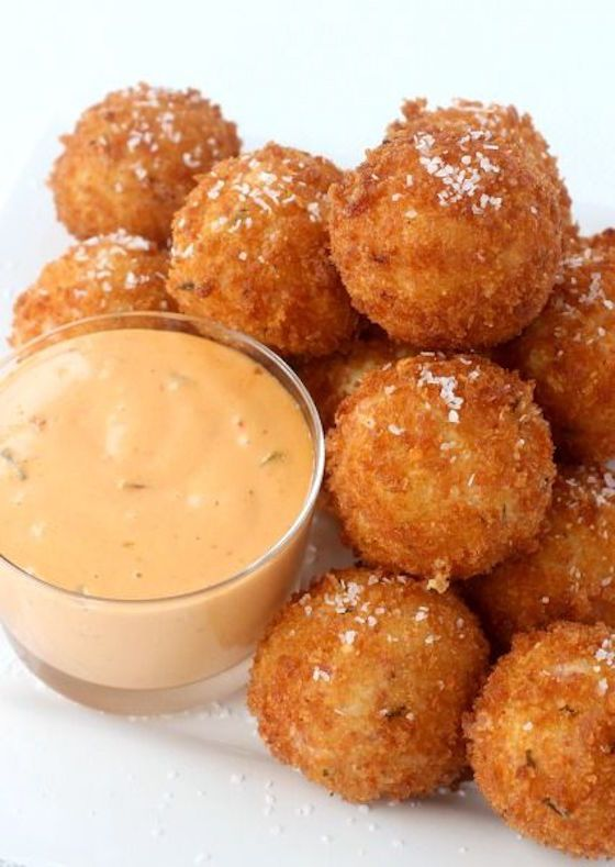 I would make corned beef just to try these Reuben Fritters. Yum!