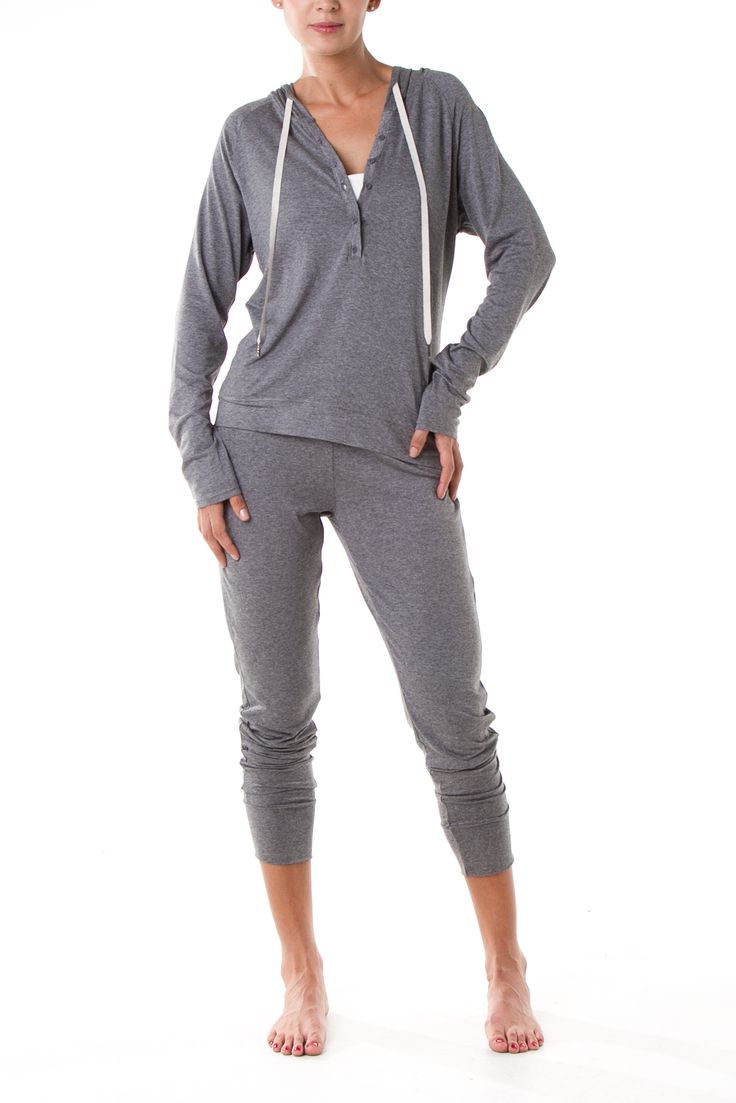 jogger and hoodie available in 3 colors