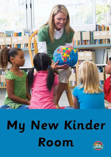 Social Story: My New Kinder (Jewish Studies) – Splash Resources