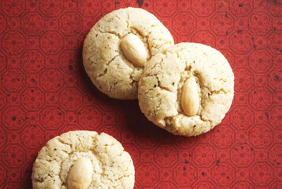 Almond Chai Cookies