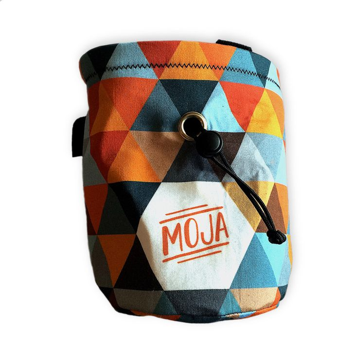 Moja Gear Classic Rock Climbing Chalk Bag by MojaGear on Etsy https://www.etsy.com/listing/254971296/moja-gear-classic-rock-climbing-chalk