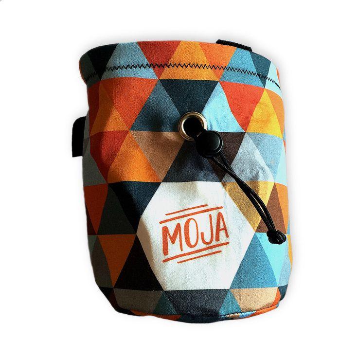 Moja Gear Classic Rock Climbing Chalk Bag by MojaGear on Etsy https://www.etsy.com/listing/254971296/moja-gear-classic-rock-climbing-chalk