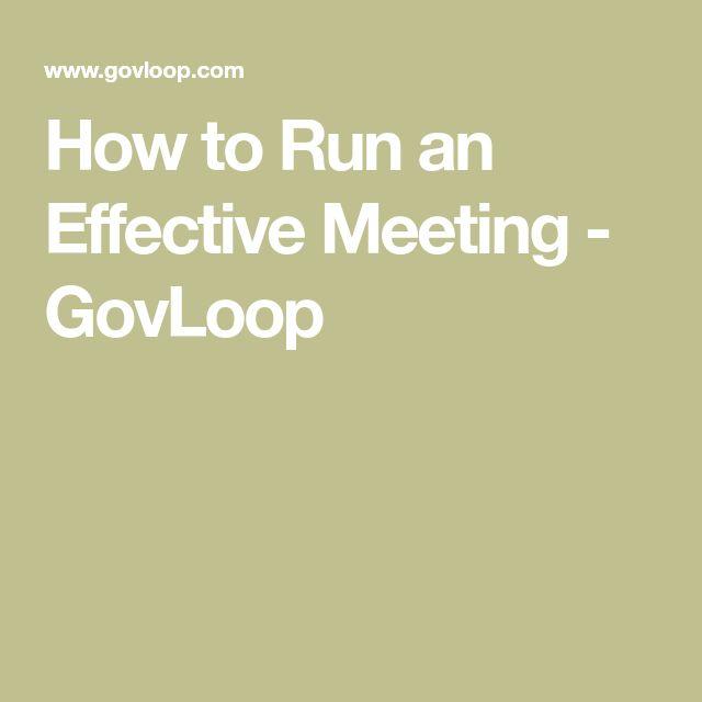 Best  Effective Meetings Ideas On   Team Meeting