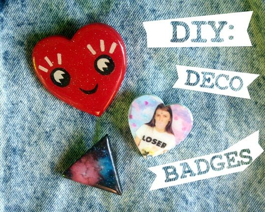 Such a cool craft idea from Rookie Mag!  I really want to try this!