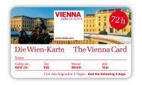 Wiener Linien Online Shop - Produkte: The Vienna Card (72 hours)
