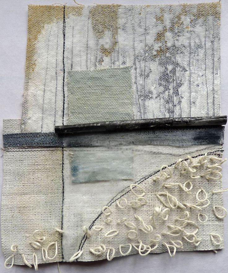 Debbie Lyddon - Small collage