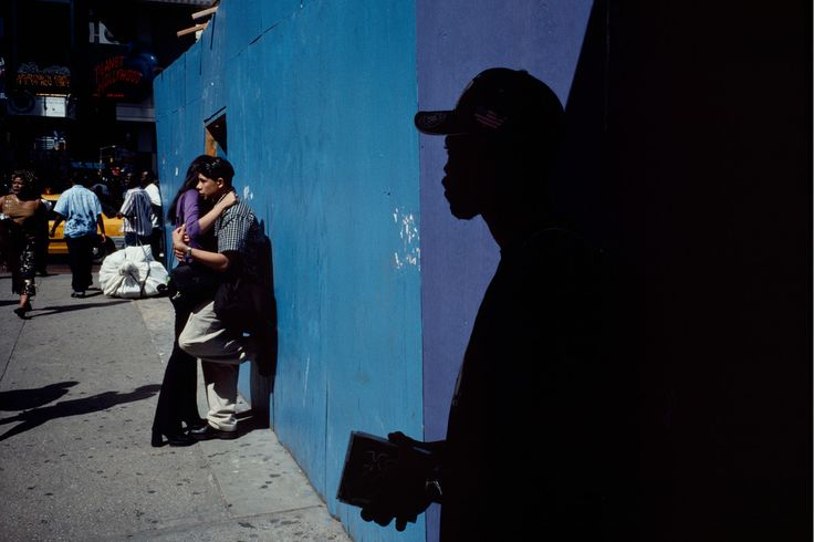 by Constantine Manos / NYC,  USA 2001