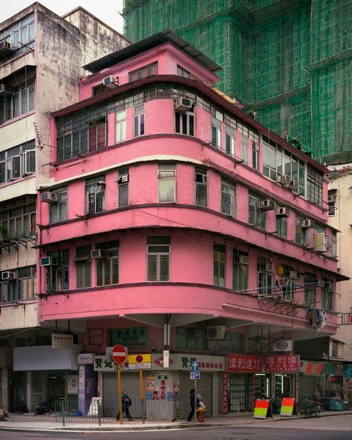 PHOTOGRAPHY - Michael Wolf's Hong Kong Cornerhouses - Hong Wrong