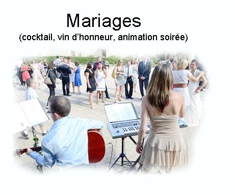 animation mariages vin d 39 honneur cocktail soir e dylo la musique de votre. Black Bedroom Furniture Sets. Home Design Ideas