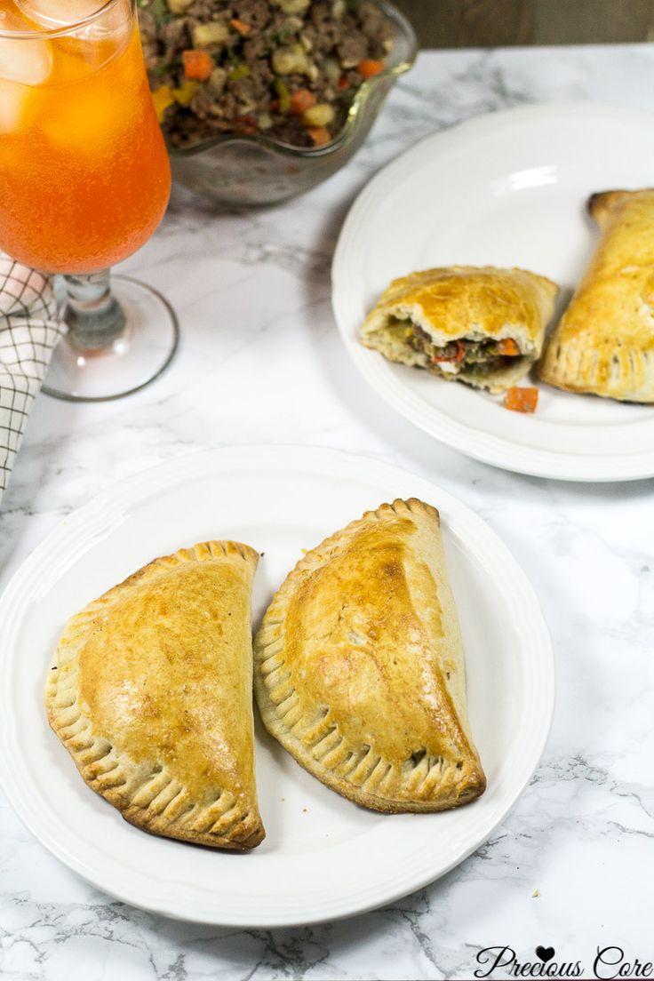 African meat pie recipe. Best appetizer ever!