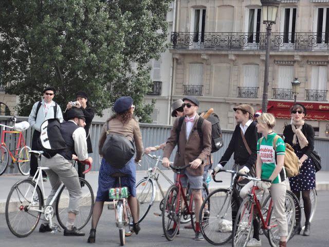 バンフのうわさ: PARIS