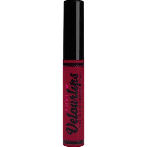 Australis Cosmetics Matte Velourlips Lip Cream in Doo-Bai (purply pink). $10.49