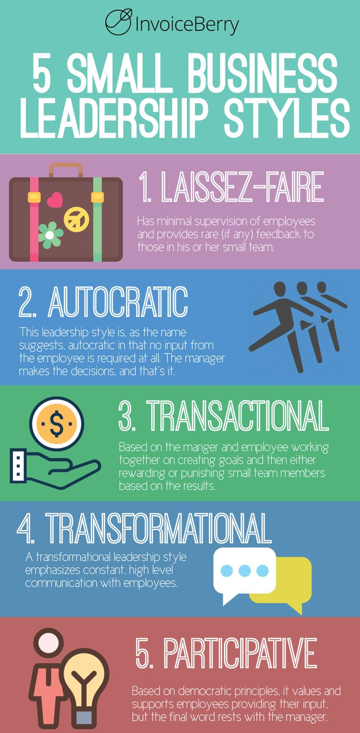 advantages of leadership styles pdf